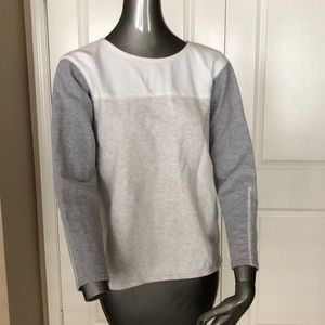 J. Crew French Terry Top